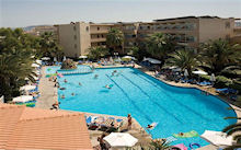 Foto Hotel Sun Beach Resort in Ixia (Trianda) ( Rhodos)